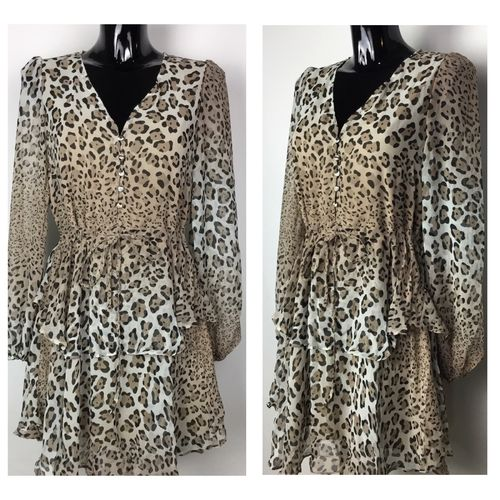 Dress new leoprint