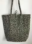 Shopper Leder Leoprint